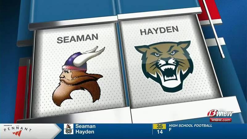 KPZ Seaman vs Hayden
