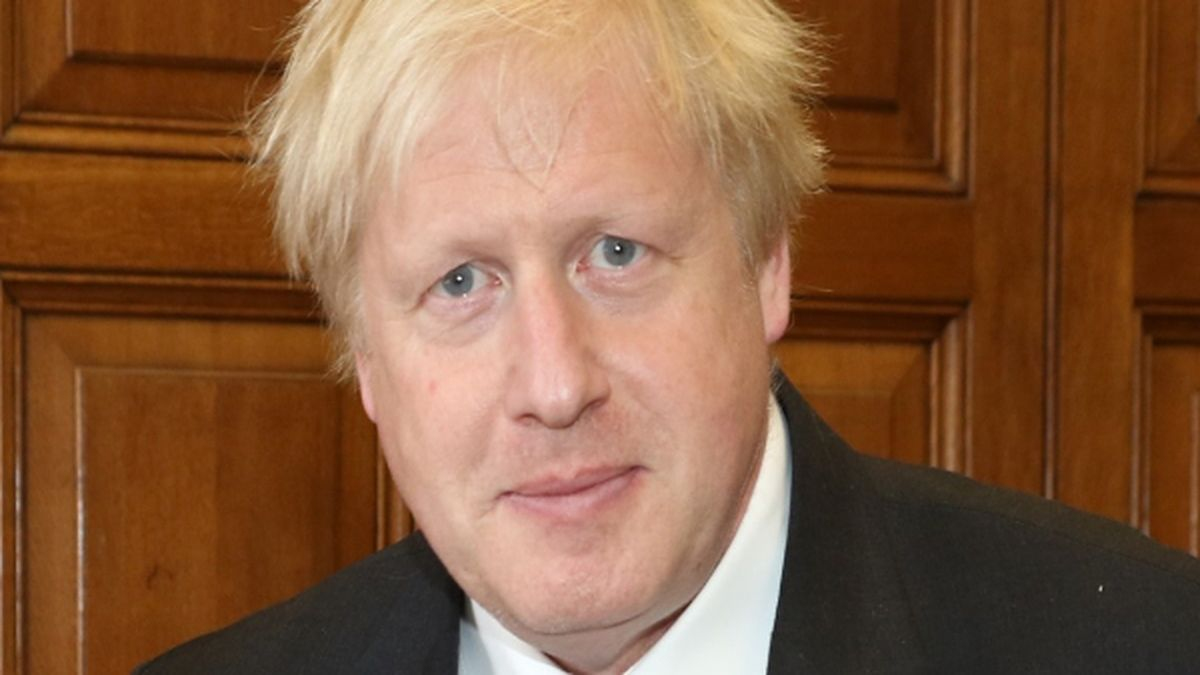 U.K. Prime Minister Boris Johnson has tested positive for the Coronavirus.