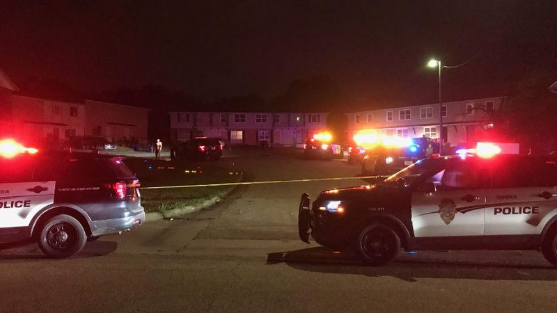 TPD responded to a shooting on SE Hackberry Dr.