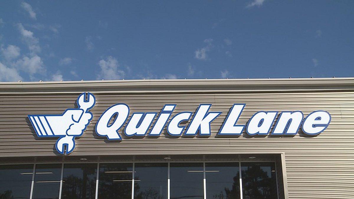 Quick Lane Tire & Auto - 2132 S Kansas Ave.