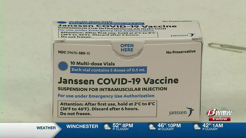 Kansas has joined the national move to halt the use of the Johnson and Johnson vaccine...