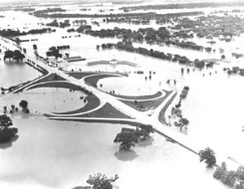 Highway 24 and Highway 75 Junction