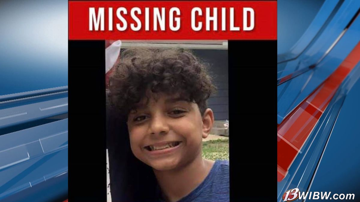 John Lopez was reported as a runaway child to TPD on Thursday.