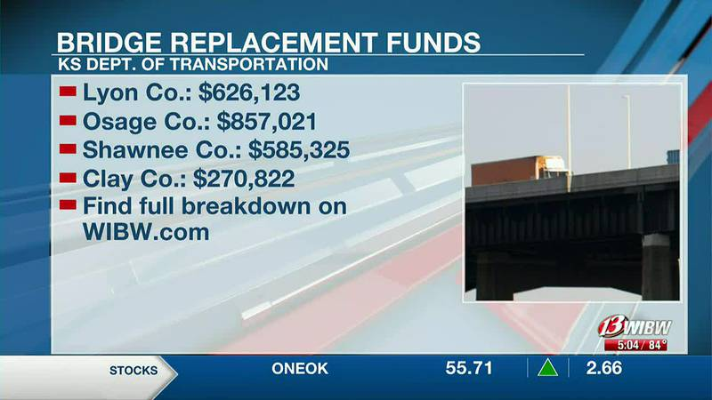 $7.5 million heads to locally-owned bridge repair projects