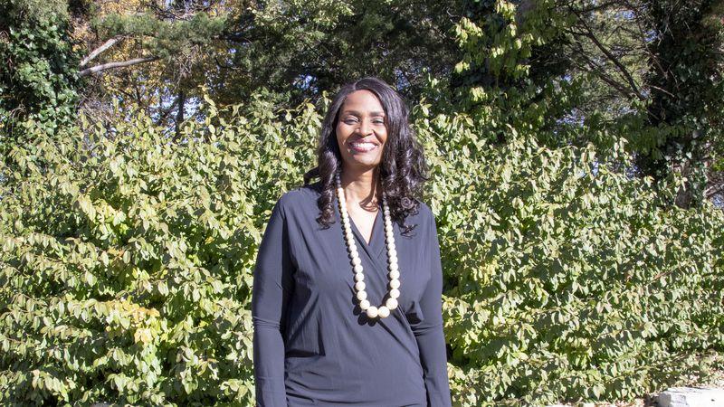 Merrier Jackson, JCHS Principal (USD 475)