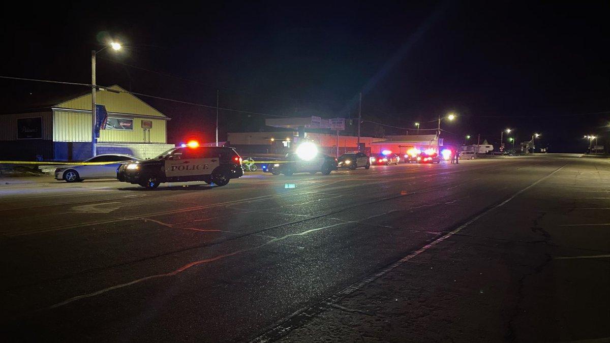 Shots fire on Riley Avenue in Ogden