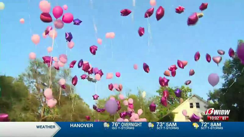 Family members and loved ones gathered Friday night to remember the 17-year-old girl who was...