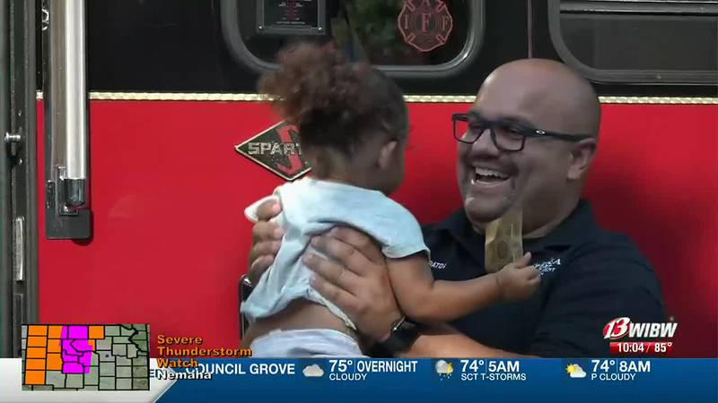 'National Night Out' returns to Topeka