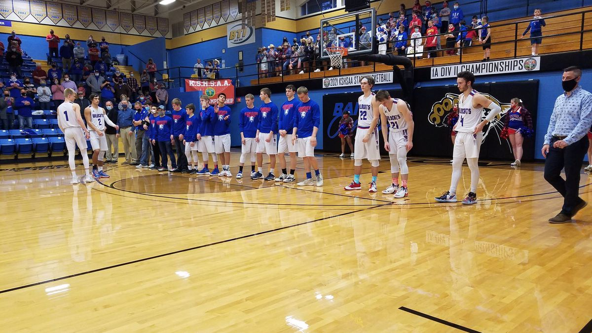 Hanover beats Elyria Christian in the Class 1A DII boys state championship game.
