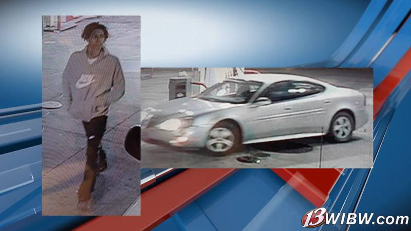 The Topeka Police Department has asked for help to identify this person as the suspect of a...