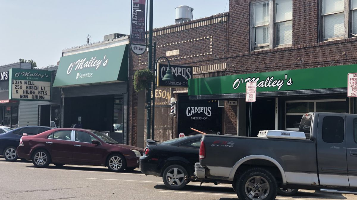 O'Malley's Alley has been ordered to close.