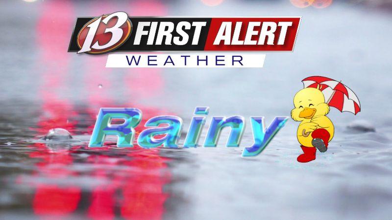First Alert Rainy