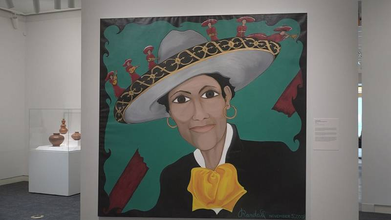 The Topeka Public Library introduces a new exhibit exploring Latino culture