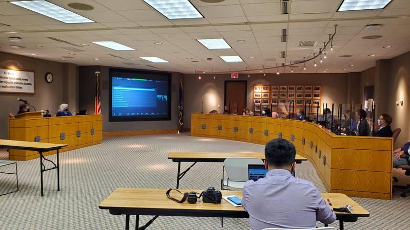 USD 501 makes decision on football season in Thursday night school board meeting.
