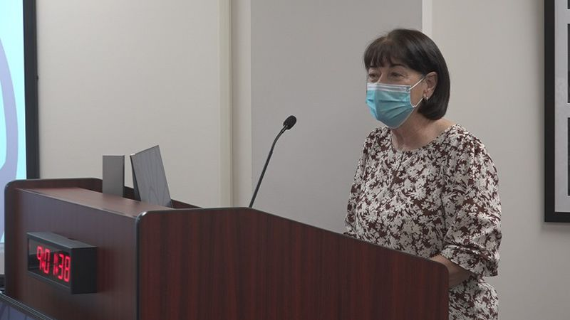 Sherry Lundry with TARC told Shawnee Co. Commissioners Monday the organization saw more...