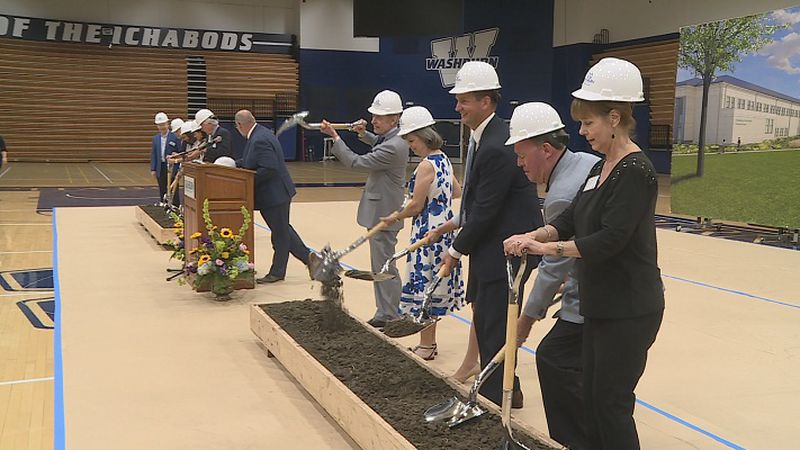 Washburn University officially took the first steps to add a new building to campus.