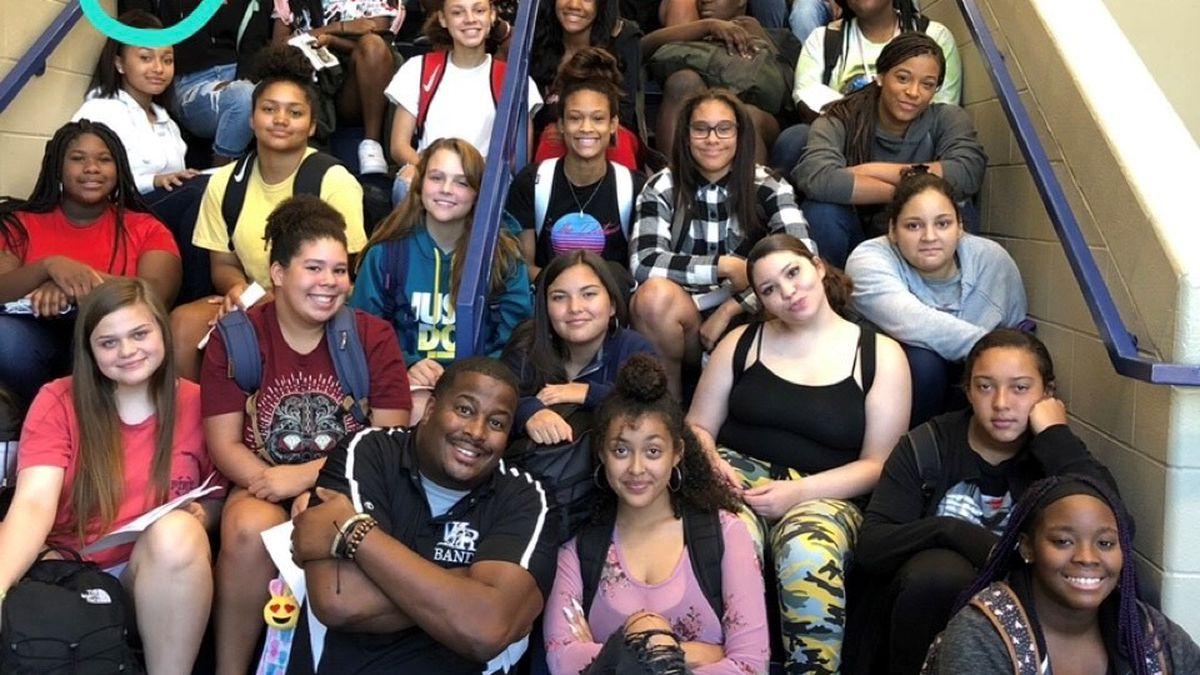 Washburn Rural Good Kids are marking Black History Month