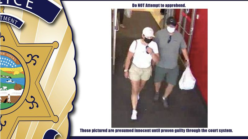 RCPD is looking for these two individuals.