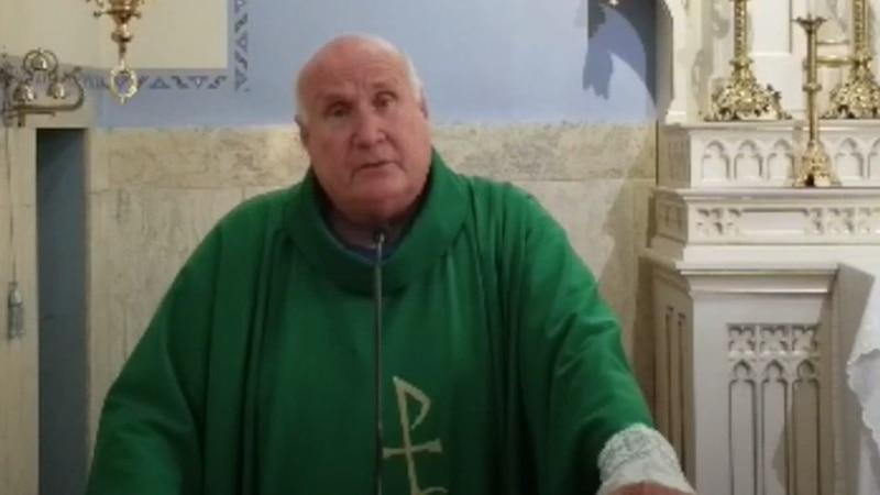 The Rev. Pete O'Sullivan, a Roman Catholic priest who served churches in Topeka, Emporia,...