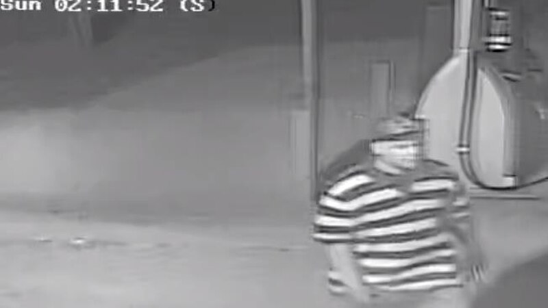 TPD is searching for a robbery suspect on May 15, 2021. The robbery occured in the 2000 block...