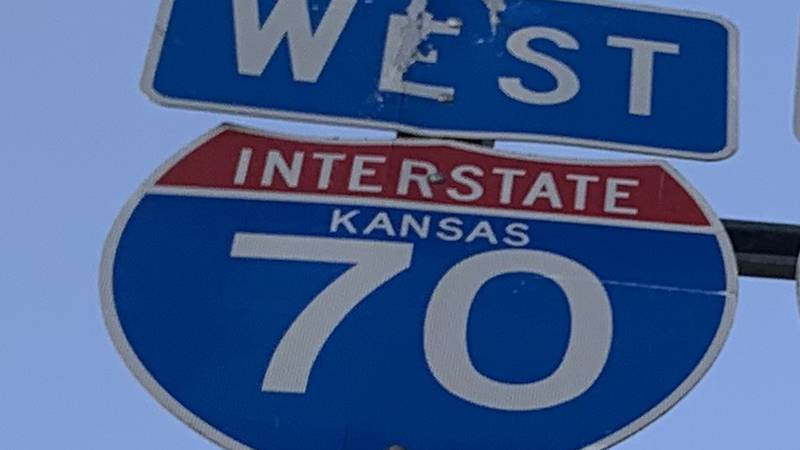 Traffic will be restricted this week on Interstate 70 in west Topeka as crews continue...