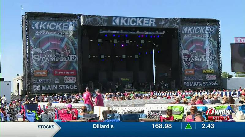 Kicker Country Stampede