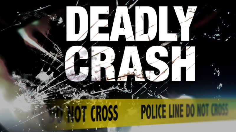 One person was killed and another person was seriously injured in a two-vehicle crash that...
