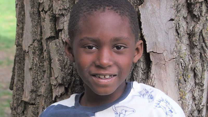 Quavez, 6, is looking for a forever family.