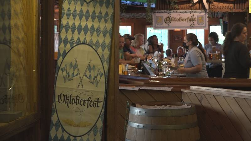 Oktoberfest at Blind Tiger Brewery and Restaurant