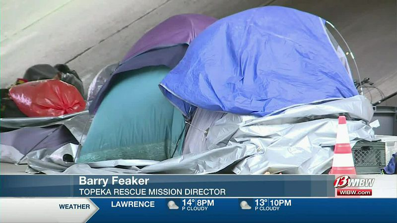 Topeka Rescue Mission prepares for the cold weather