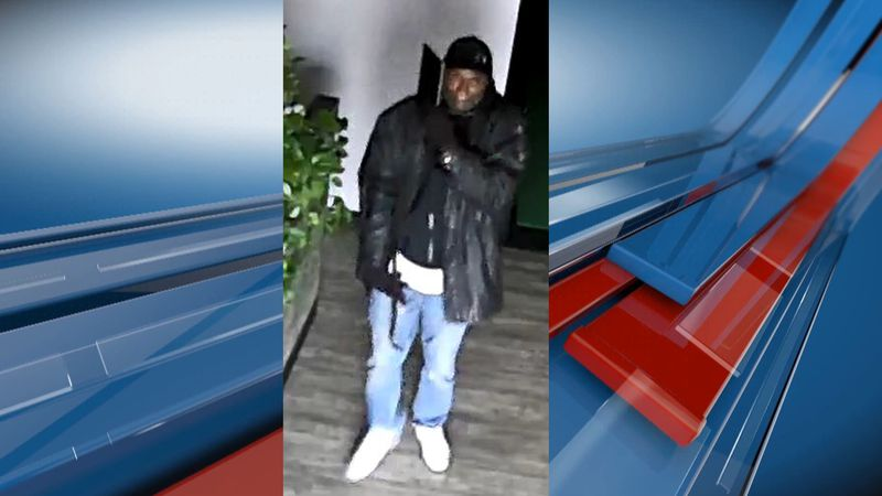 TPD is looking for help identifying the man in this photo in relation to a burglary at Topeka...