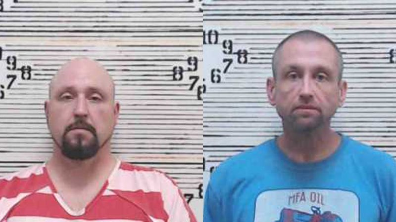 Two men are facing felony charges on two separate domestic violence cases.