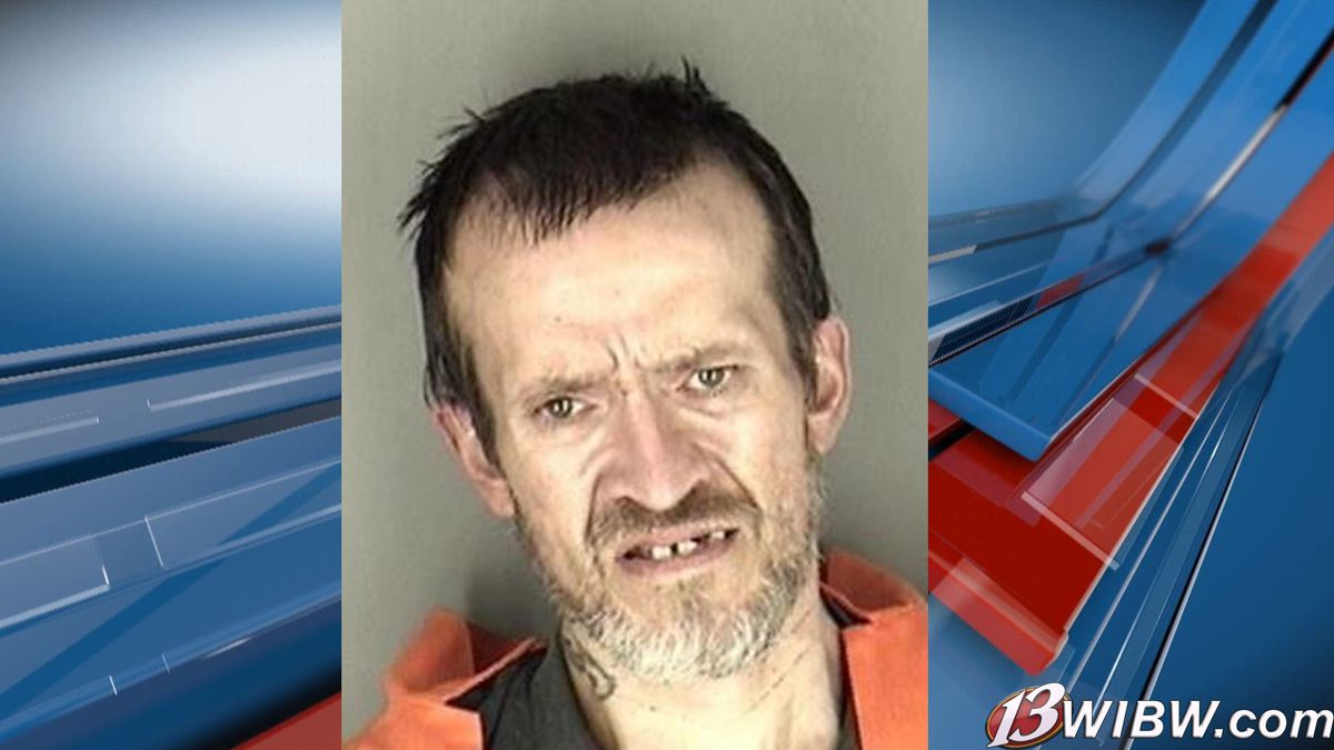 Christopher Allen was arrested for possession of meth and not wearing a seat belt.