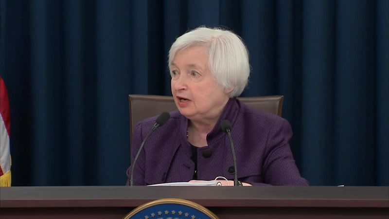 Janet Yellen is poised to become a key part of Biden's economic team.