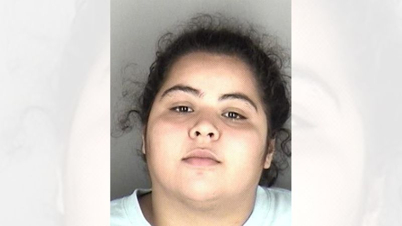 Marlene Rangel-Cazares of Topeka was arrested on possession of marijuana with intent to...