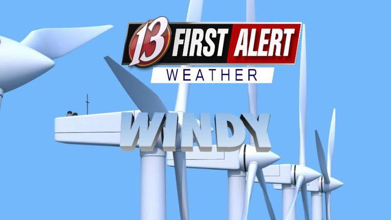 First Alert Windy