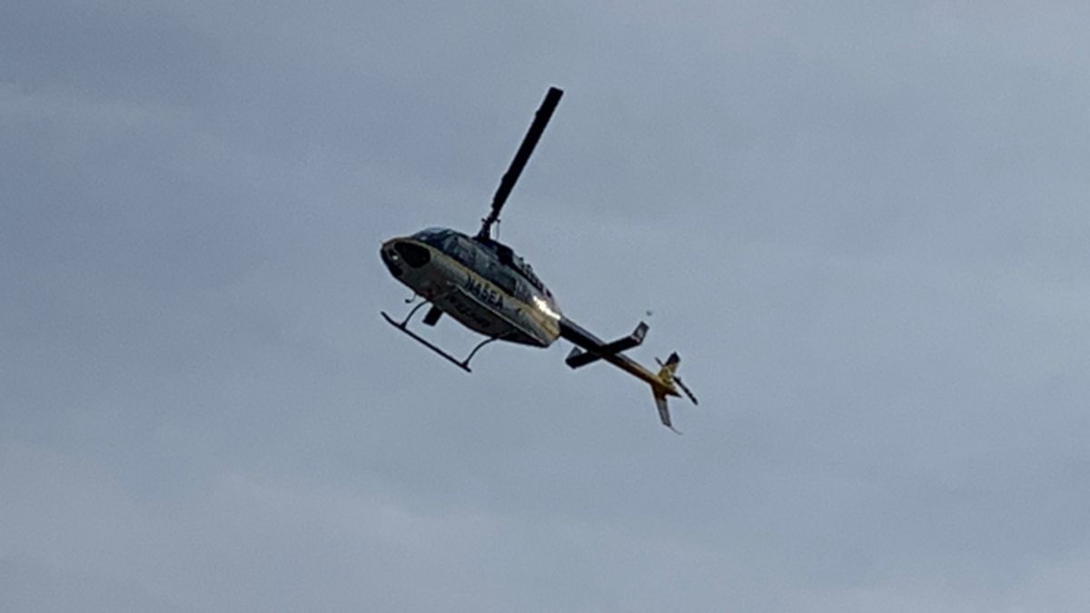 One person was airlifted to an area hospital following an all-terrain vehicle crash Wednesday...