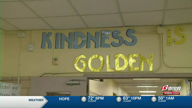 Whitson Elementary School hosts its own version of the Olympics
