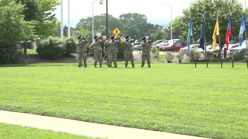 Wreath laying to honor 30th Anniversary of the Gulf War