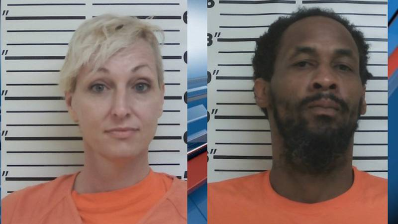 Jessica Down, Ryan Pinks (Osage Co. Sheriff's Office)
