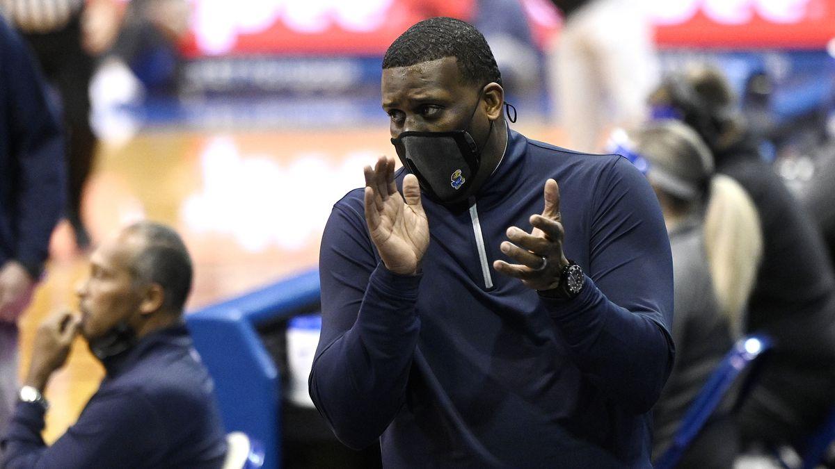KU men's basketball assistant coach Jerrance Howard is leaving the Jayhawks to take an...