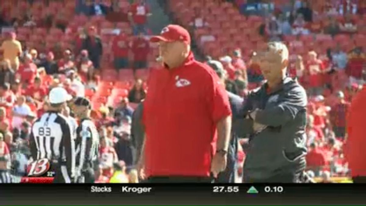 Andy Reid owns an unenviable stat: winningest head coach without a Super Bowl win. This Chiefs squad is wanting to win one for their beloved coach.