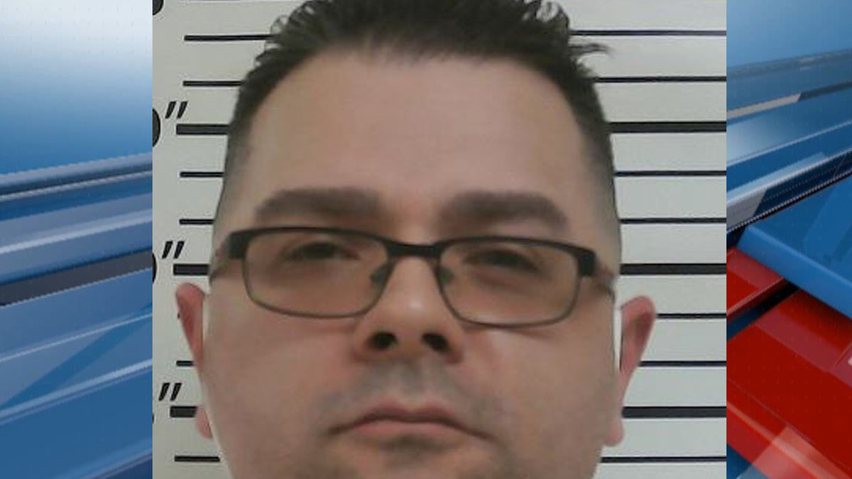 Mark Davenport, 39, of Topeka, was arrested after he attempted to meet with someone he believed...