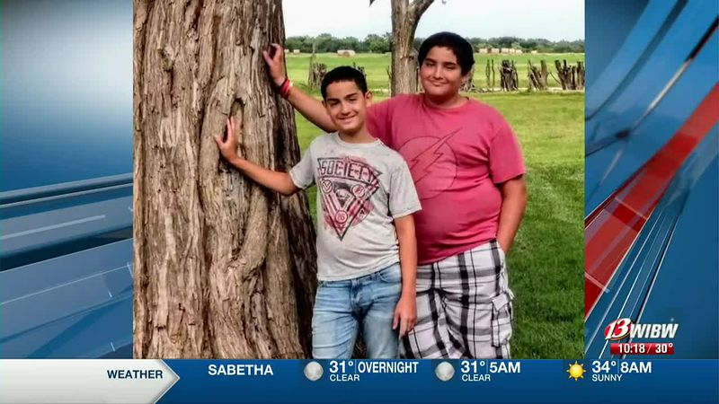 Wednesday's Child: Julian and Rodrigo
