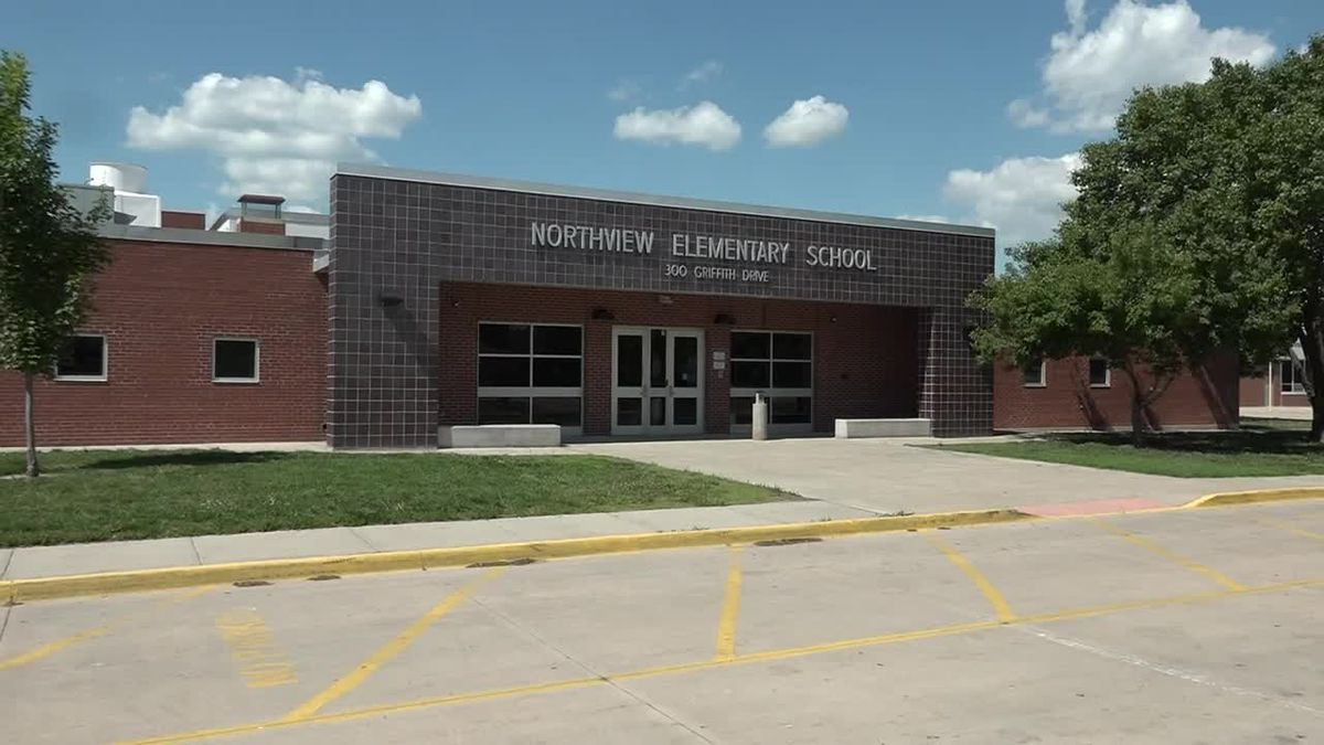 Former Northview Elementary para-educator Aaron Zachry is officially charged with 5 counts of...