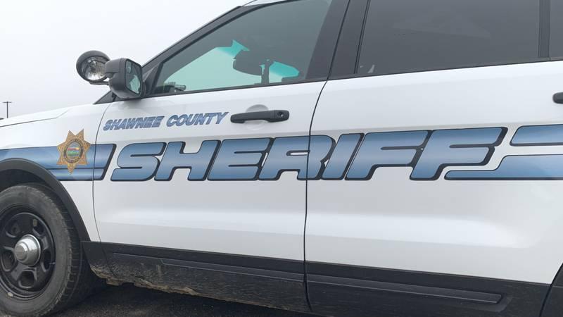 Shawnee Co. Sheriff's Office vehicle.