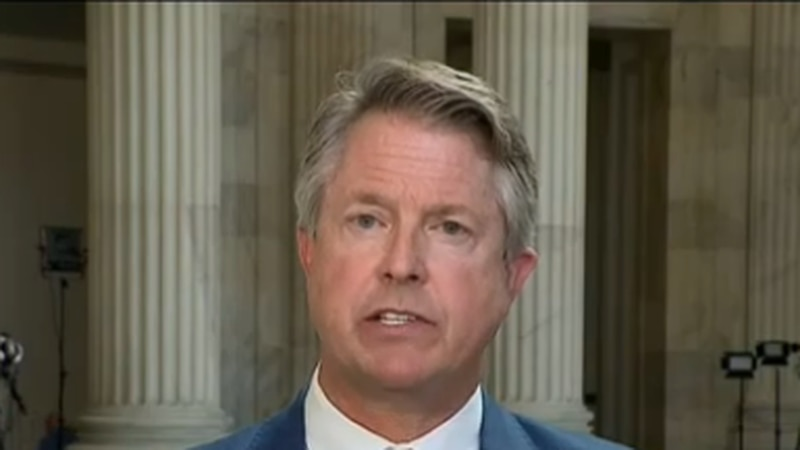 "Senator Roger Marshall said, ""We're not being rewarded for getting the vaccine – we should be..."