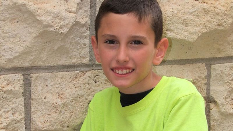 Ethan, 9, is looking for a forever family.