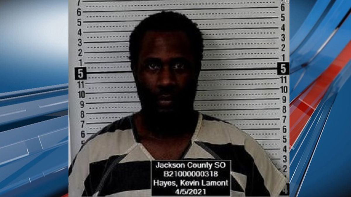 Kevin Hayes, 33 (Jackson Co. Sheriff's Office)