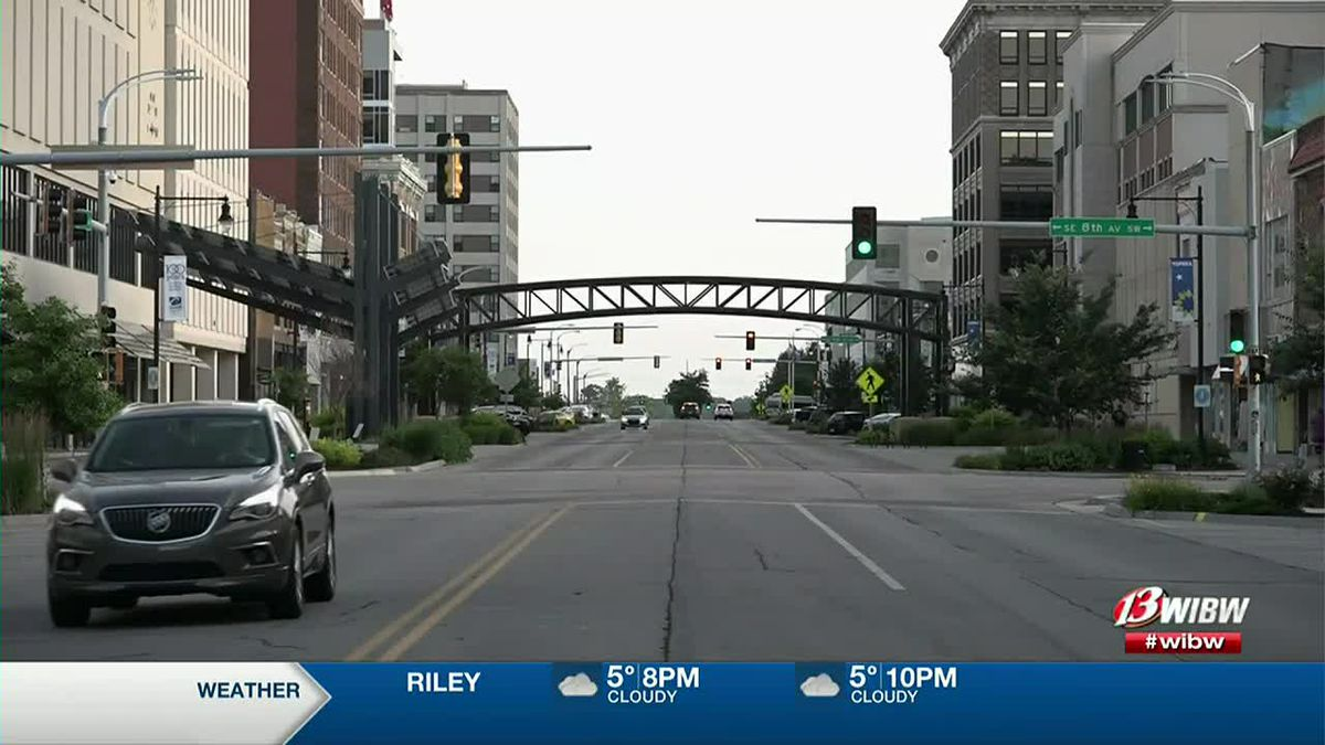 The City of Topeka is investigating how to further grow Downtown.